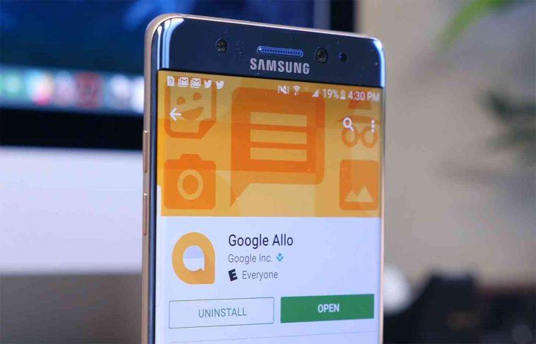 App ya Google Allo kusitishwa