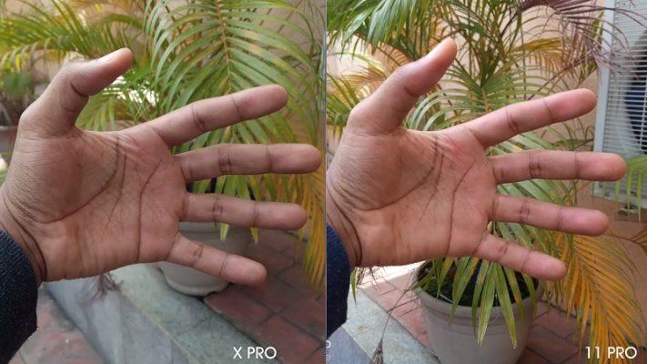 Simu Bora Kati ya Tecno Camon X Pro na Tecno Camon 11 Pro