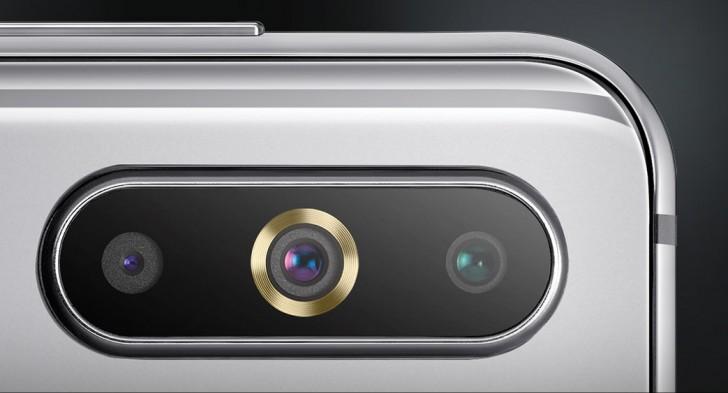 Hatimaye Samsung Yazindua Simu Mpya ya Galaxy A8s