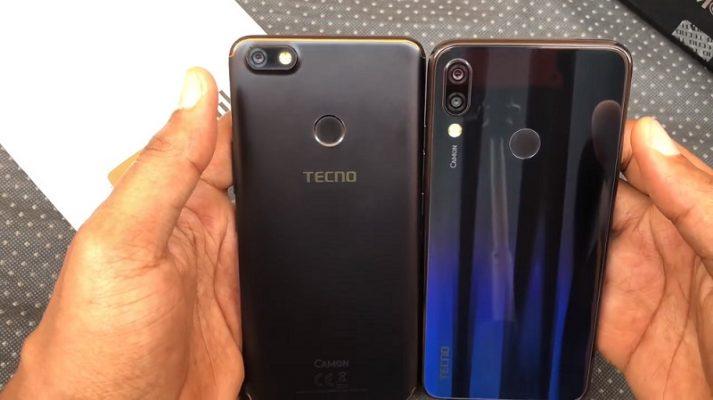 Muundo wa Tecno Camon x Pro na Camon 11 Pro