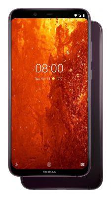 Sifa Kamili Pamoja na Bei ya Simu Mpya ya Nokia 8.1