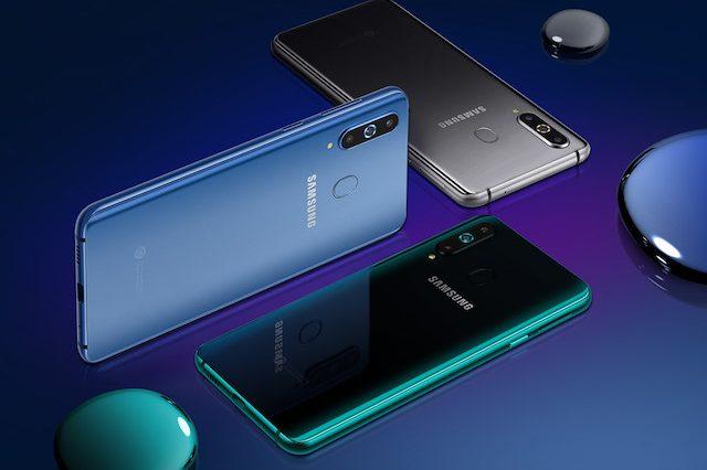 Sifa na Bei ya Galaxy A8s
