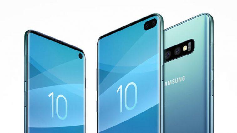 Simu za Samsung Galaxy S10 Plus
