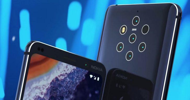 Nokia 9 View
