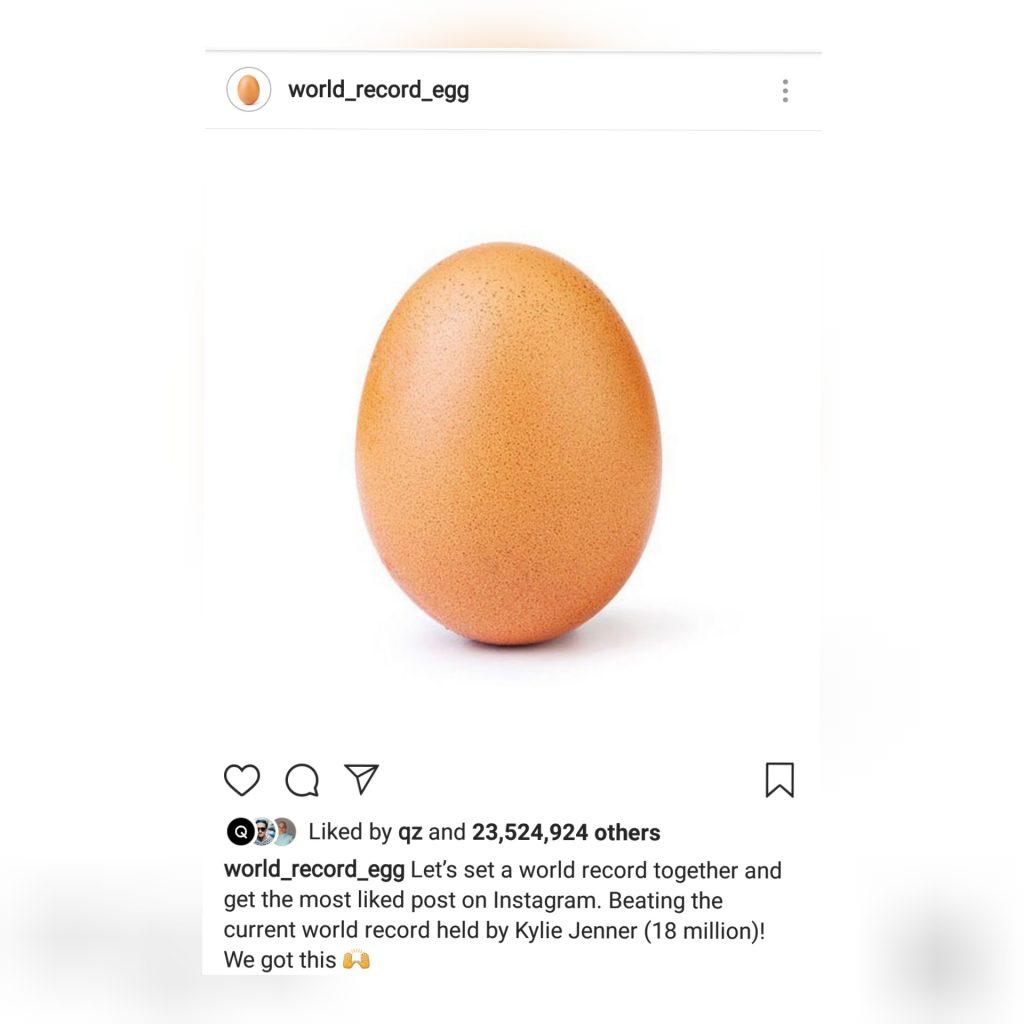 Hii Ndio Picha Yenye Likes Nyingi Kuliko Zote Instagram (2019)