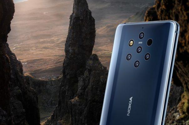 Hatimaye Nokia Yazindua Simu Mpya ya Nokia 9 Pureview