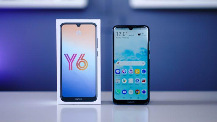 Huawei Yazindua Simu Mpya ya Huawei Y6 Pro (2019)