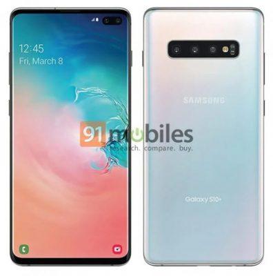 Hii Hapa Picha Halisi ya Simu Mpya ya Samsung Galaxy S10 Plus