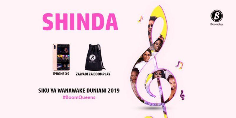Boomplay Inasherekea Siku ya Wanawake na Wanamuziki wa Kike