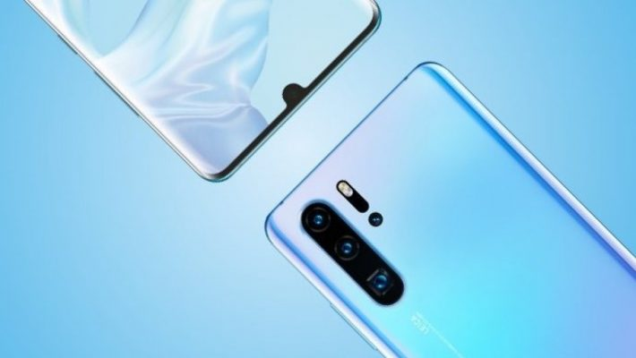 Simu za Huawei P30 na P30 Pro Zavuja Kabla ya Kuzinduliwa