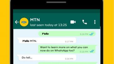MTN Yaanzisha Huduma ya Kununua Salio Kupitia WhatsApp