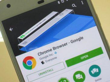 Maujanja Mbalimbali Usiyoyajua Kwenye Chrome (Android)