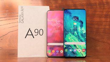 Jiande na Simu Nyingine za Samsung Galaxy A20e, A40 na A90