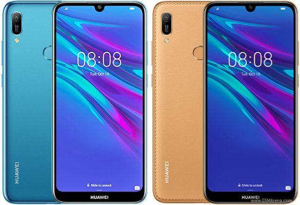 Huawei Kuzindua Simu Mpya ya Huawei Y6 (2019) Nairobi