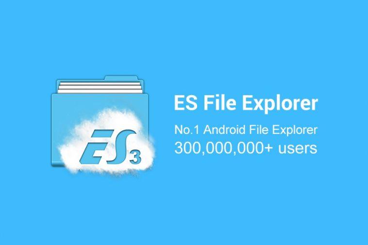 Application Maarufu ya ES File Explorer Yaondolewa Play Store