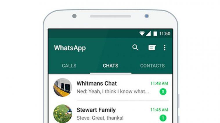 WhatsApp Kuja na Sehemu ya Kuzuia Kuchukua Screenshot