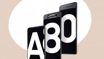 Zifahamu Hizi Hapa Sifa na Bei ya Samsung Galaxy A80