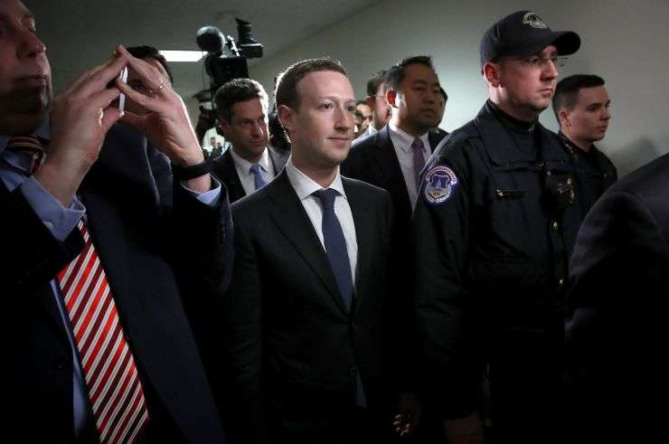 Mark Zuckerberg Hutumia Zaidi ya Bilioni 50 Kwaajili ya Ulinzi