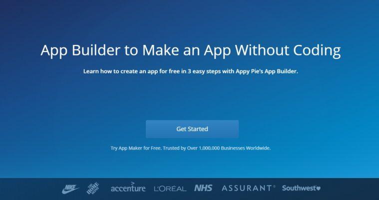 Tovuti za Kusaidia Kutengeneza Android App Bila Kuwa na Ujuzi