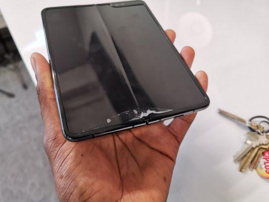 Mwanzo au Mwisho wa Simu Mpya za Samsung Galaxy Fold