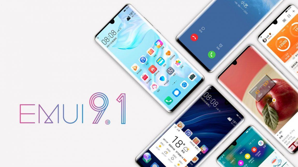 Simu za Huawei Zitakazo Pata Mfumo Mpya wa EMUI 9.1