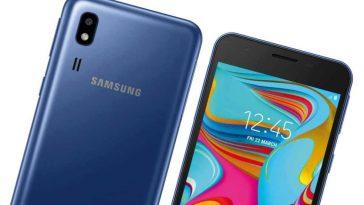 Galaxy A2 Core Simu Mpya ya Bei Rahisi Kutoka Samsung
