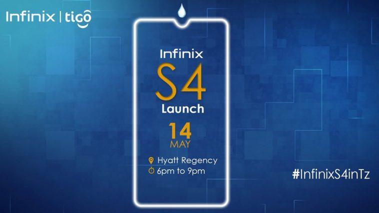 Infinix Hot S4 Kuzinduliwa Rasmi Hapa Tanzania Tarehe 14 May