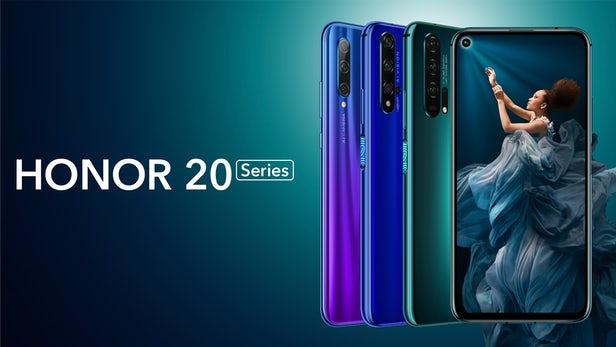 Kampuni ya Huawei Yazindua Simu Mpya za Honor 20 na 20 Pro