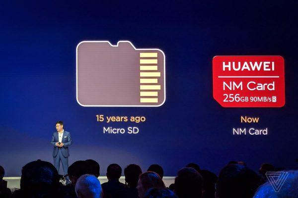 Huawei Yazuiwa Kutumia Memory Card za Micro SD na SD Card