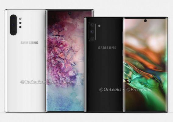 Samsung Galaxy Note 10 Kuzinduliwa Rasmi Tarehe 7 August