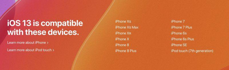 Kampuni ya Apple Yazindua Mfumo Mpya wa iOS 13