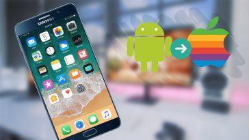 Badilisha Simu Yoyote ya Android Kuwa Kama iPhone