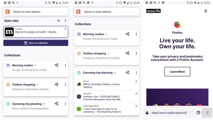 Mozilla Yatangaza Ujio wa Kivinjari Kipya cha Android Firefox Preview