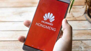 Huawei Yadai Mfumo Mpya wa Hongmeng OS Sio Kwaajili ya Simu