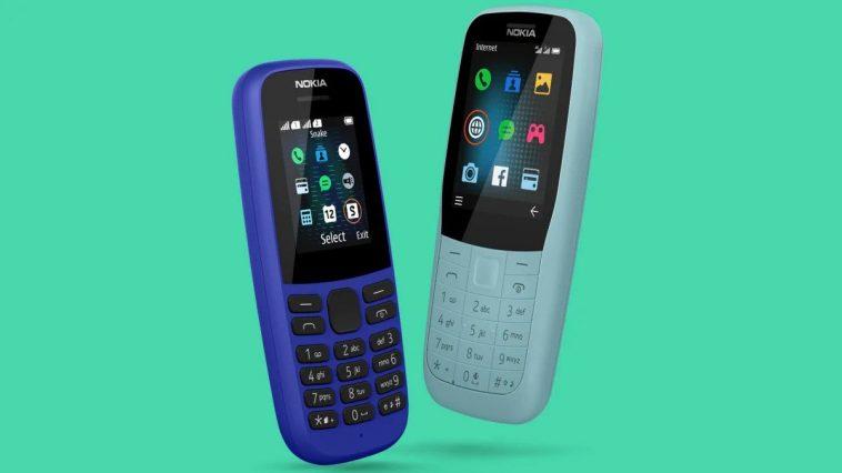 Kampuni ya Nokia Yazindua Simu Mpya za Nokia 220 4G na Nokia 105