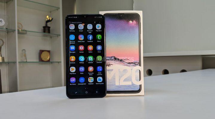 Jiandae na Simu Mpya za Samsung Galaxy A30s na Galaxy M20s