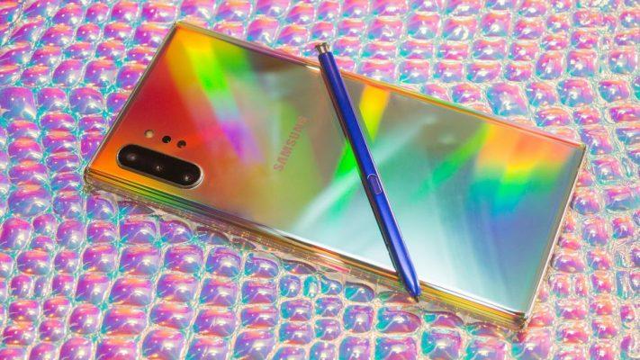 Zijue Hizi Hapa Sifa na Bei ya Samsung Galaxy Note 10+