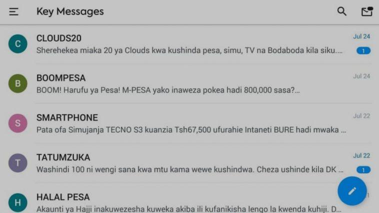 Jinsi ya Kuzuia SMS Mbalimbali za Promosheni Kwenye Simu Yako