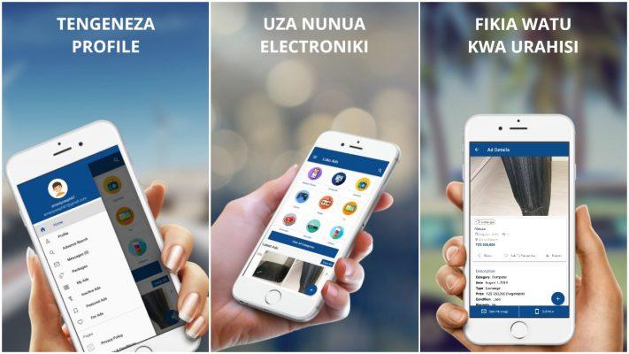 Fahamu App Mpya ya KLIK LOKO, Uza na Nunua Vifaa vya Kielektroniki