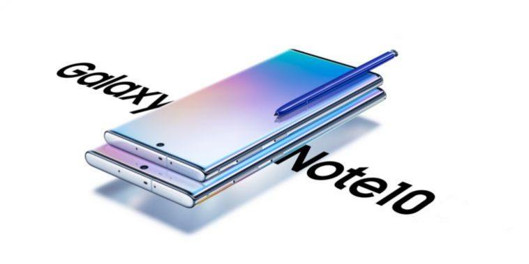 Zifahamu Hizi Hapa Sifa na Bei ya Samsung Galaxy Note 10