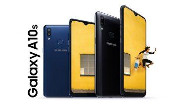 Kampuni ya Samsung Yazindua Simu Mpya ya Galaxy A10s