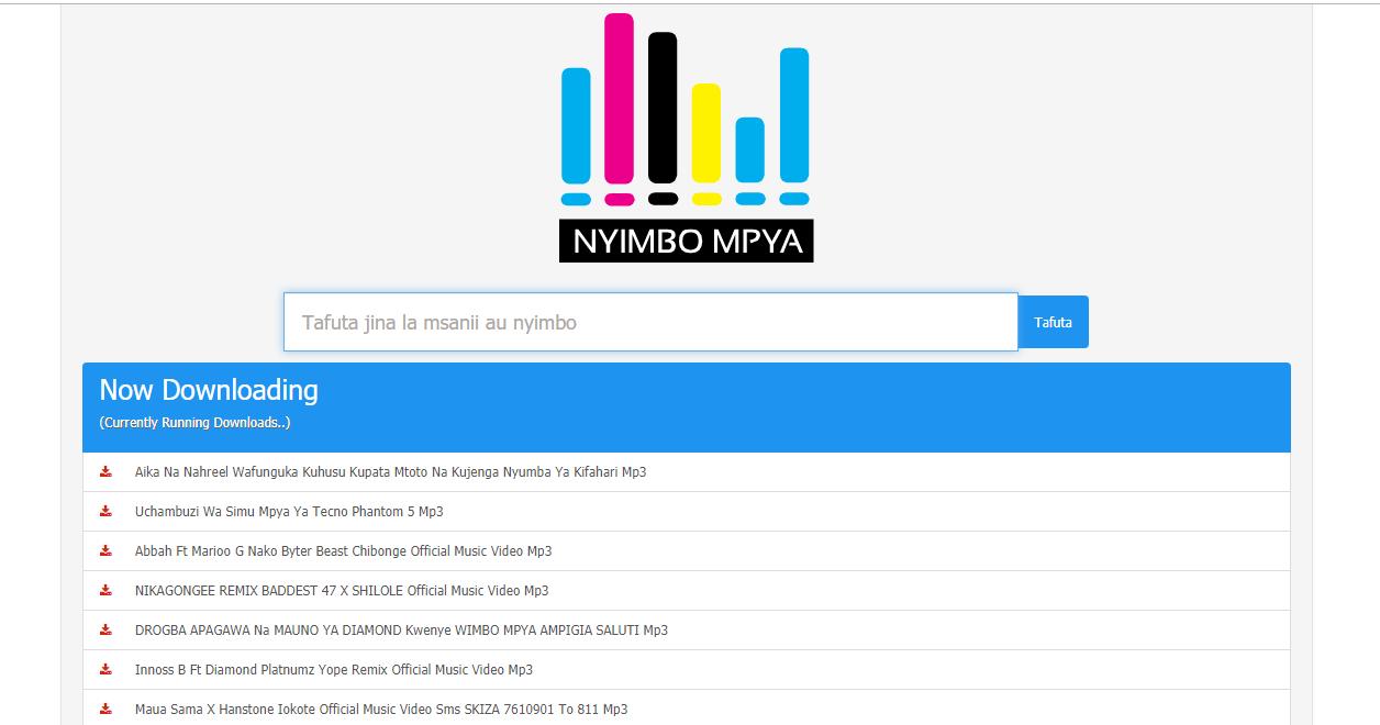 Tovuti Bora ya Kudownload Nyimbo Mpya Yoyote kwa Urahisi