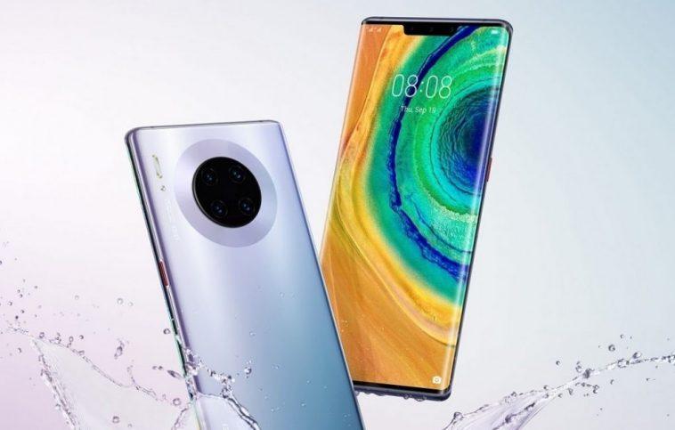 Huu Ndio Muonekano wa Simu Mpya za Huawei Mate 30