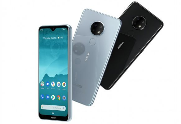 Kampuni ya Nokia Yazindua Simu Mpya za Nokia 7.2 na Nokia 6.2
