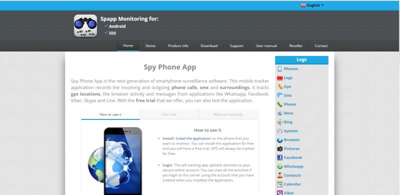 Tovuti za Kusaidia Kusoma SMS za Mtu Bila Yeye Kujua (Android)