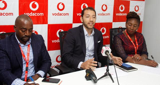Kampuni ya Vodacom Tanzania Yaja na Ofa ya Bonge la Bando