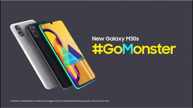 Samsung Yazindua Simu Mpya ya Galaxy M30s Yenye Battery Kubwa