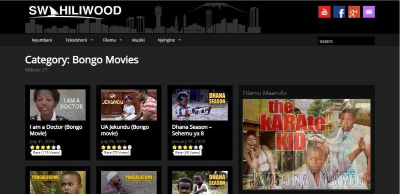 Tovuti za Kudownload Movie Mpya (2021) Kupitia Simu