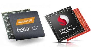 Tofauti ya Processor za Mediatek Helio na Qualcomm Snapdragon