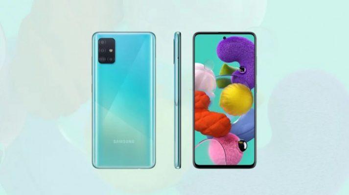 Jiandae na Simu Mpya ya Samsung Galaxy A51 Tarehe 12 Desemba